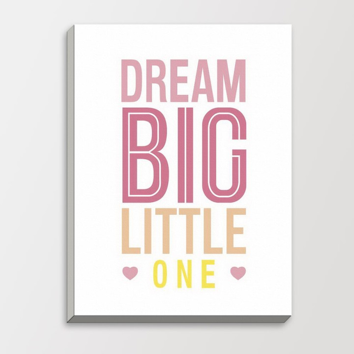 dream big big